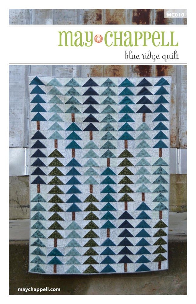 Image of Blue Ridge Quilt