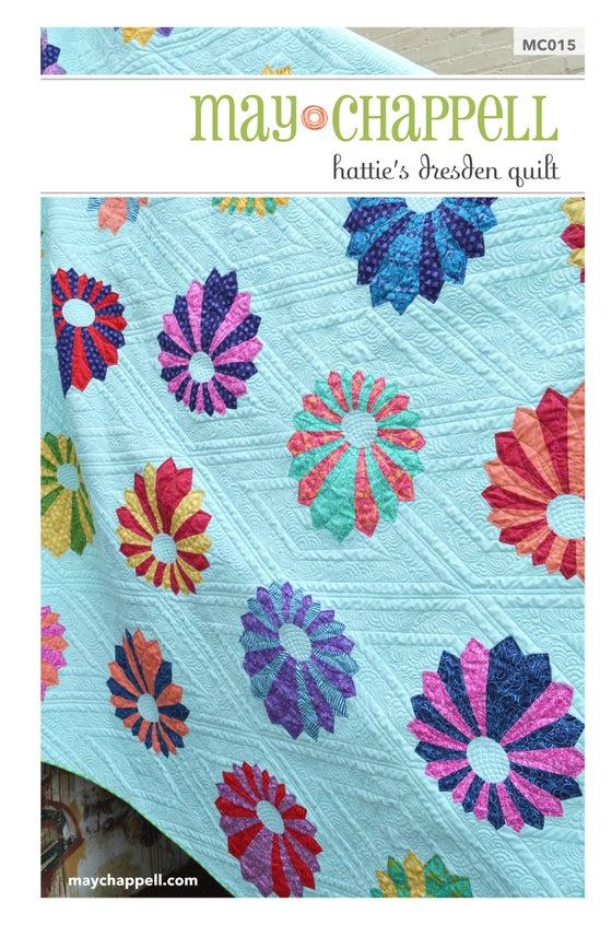 Image of Hattie's Dresden Quilt