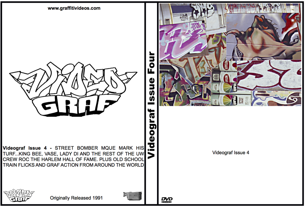 Image of Videograf Issue 4