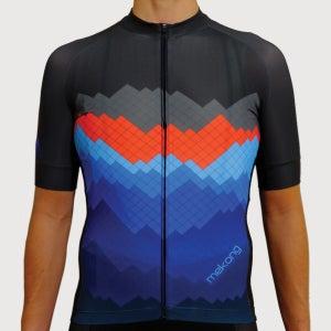 Men's Cerro Short Sleeve Jersey - mekong