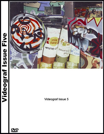 Image of Videograf Issue 5