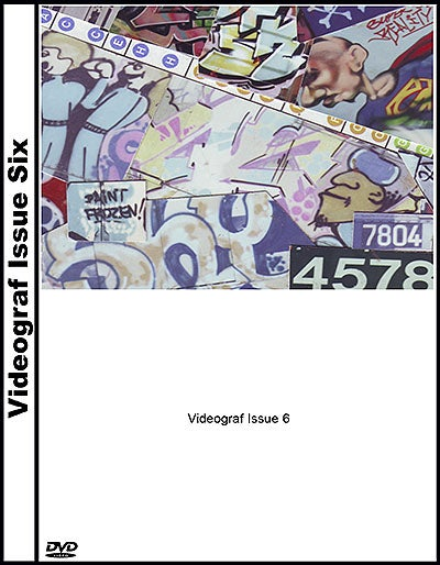 Image of Videograf Issue 6
