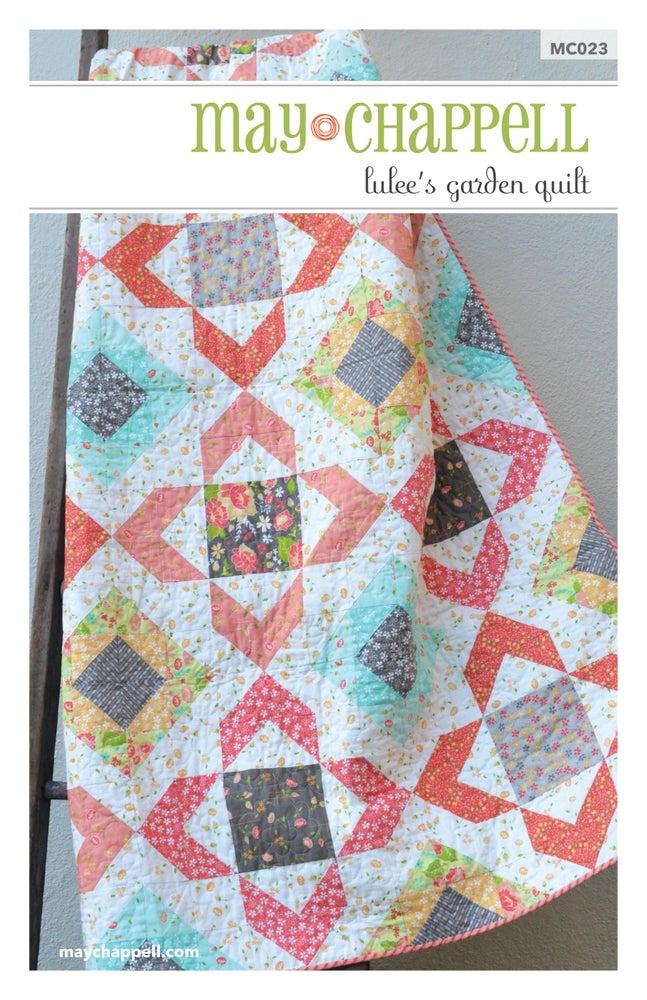 Image of Lulee's Garden Quilt