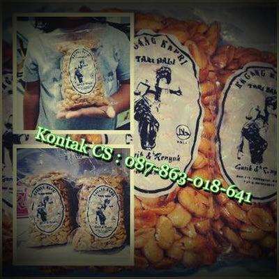 Image of Gurih Dan Lezat Kacang Merk Tari Bali