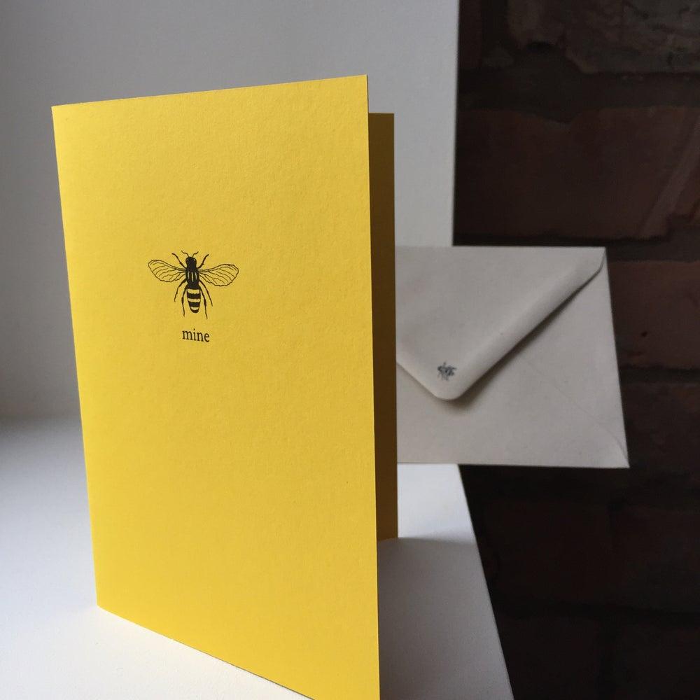 Image of Bee Mine Card