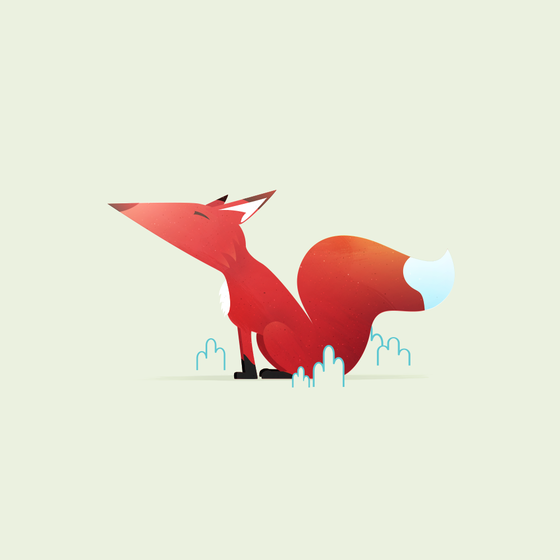 Image of Animal Minis vol. 1 - Fox