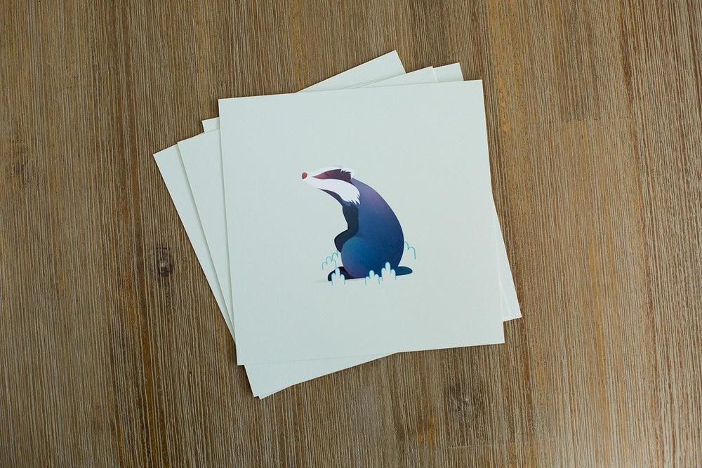 Image of Animal Minis vol. 1 - Badger