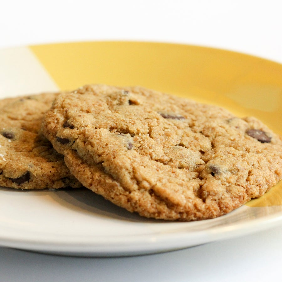 Image of gluten-free* chocolate chip