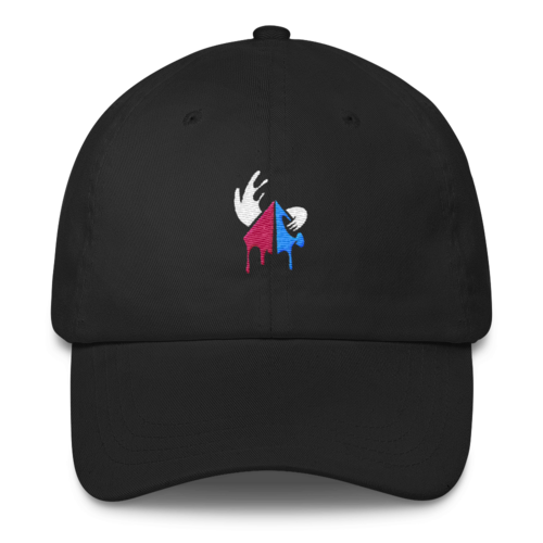 Image of Pyramid Dad Hat