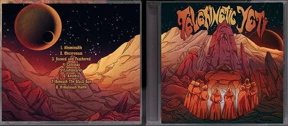 Image of Telekinetic Yeti - Abominable CD