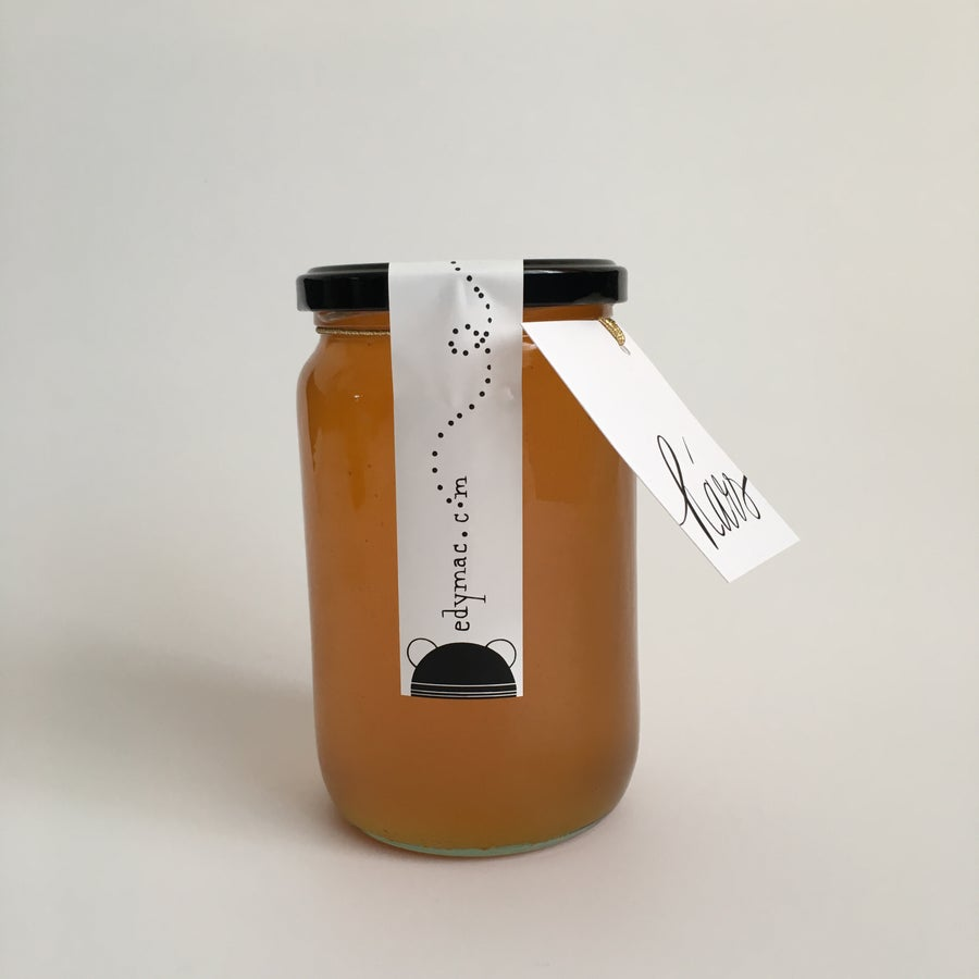 Image of hársméz L-es méretű Premium csomagolásban