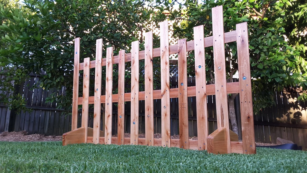 Image of Play space fence / Room Divider