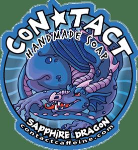 Image of Soap: Sapphire Dragon - Nag Champa, Cedarwood, Musk