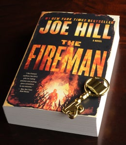 Image of Signed Set: The Fireman (trade paperback) & Biblio Key! - SOLD OUT