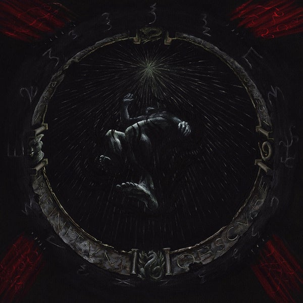 "Image of INFINITUM OBSCURE "" Ascension Through The Luminous Black "" DIGIPACK CD"