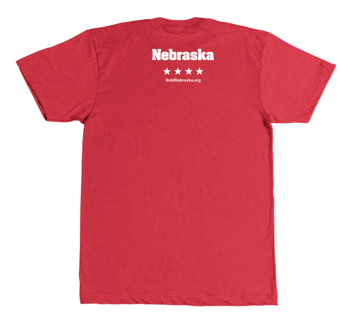 Image of Bold Nebraska Shirt