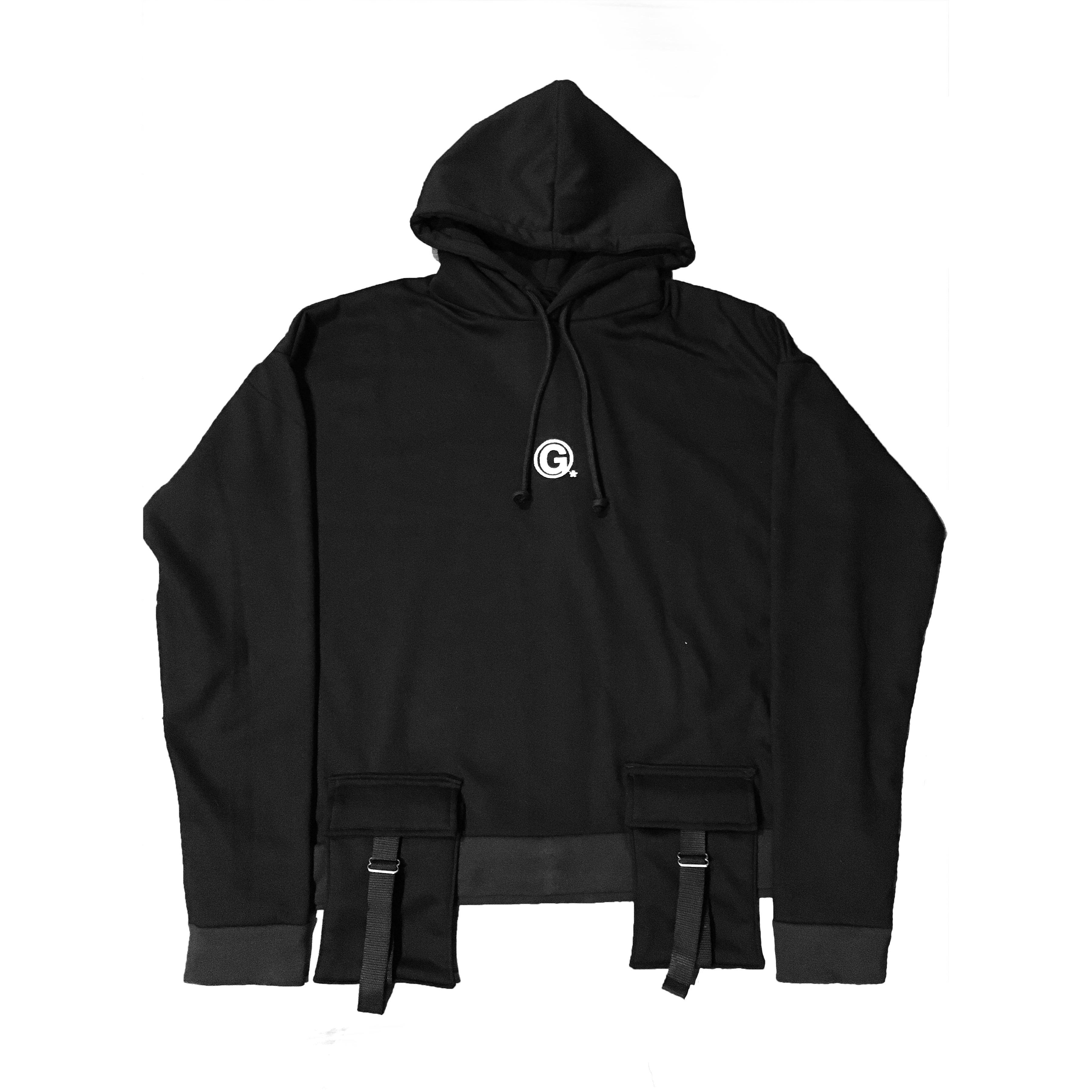 Cargo hoodie