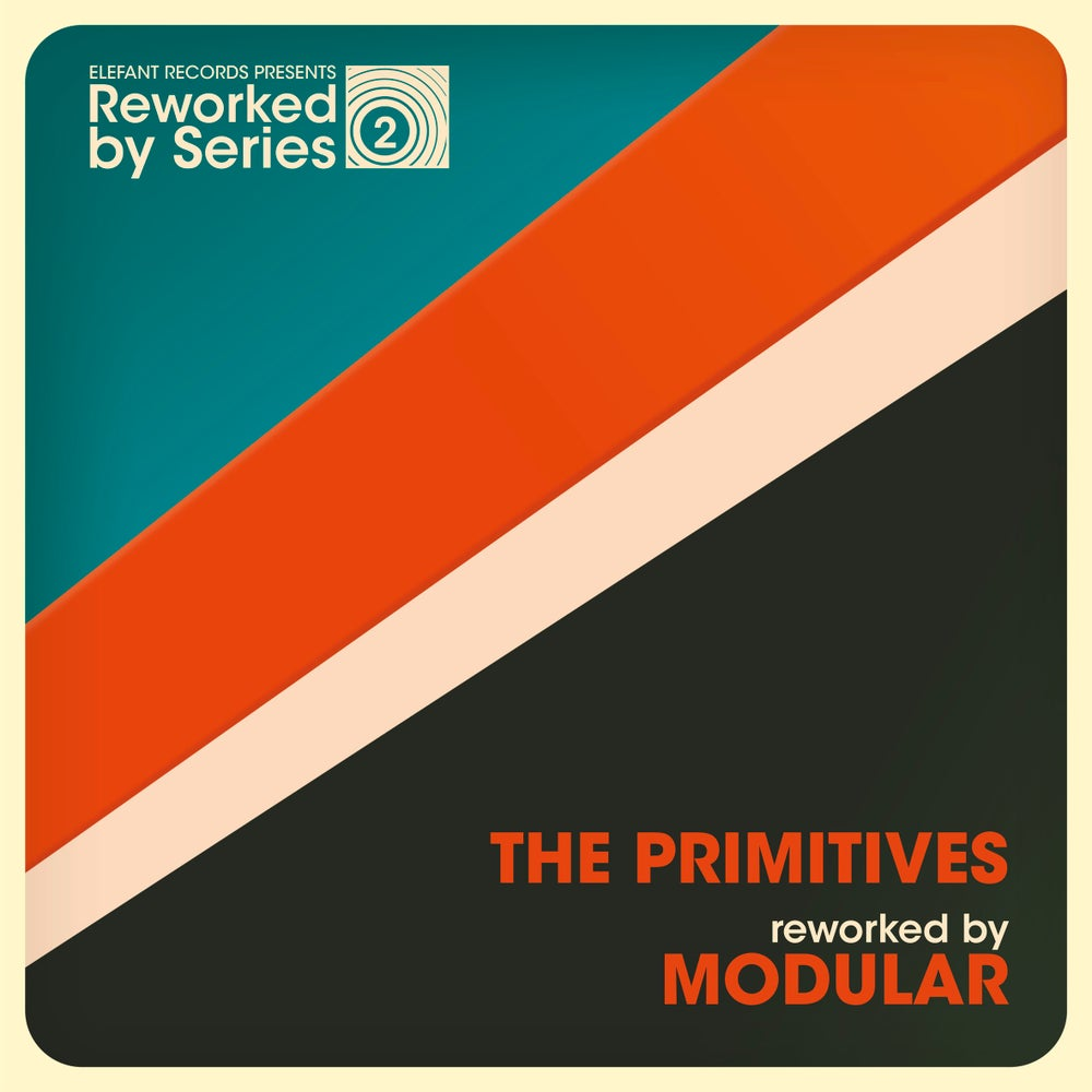 "Image of THE PRIMITIVES 'Reworked By Modular' (Ltd edition transparent 7"")"