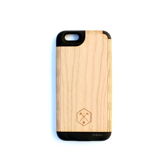 Image of TIMBER Ultra Slim Battery Case ( iPhone 6+ / 6s+ )