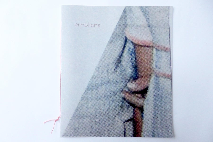 Image of Emotions zine