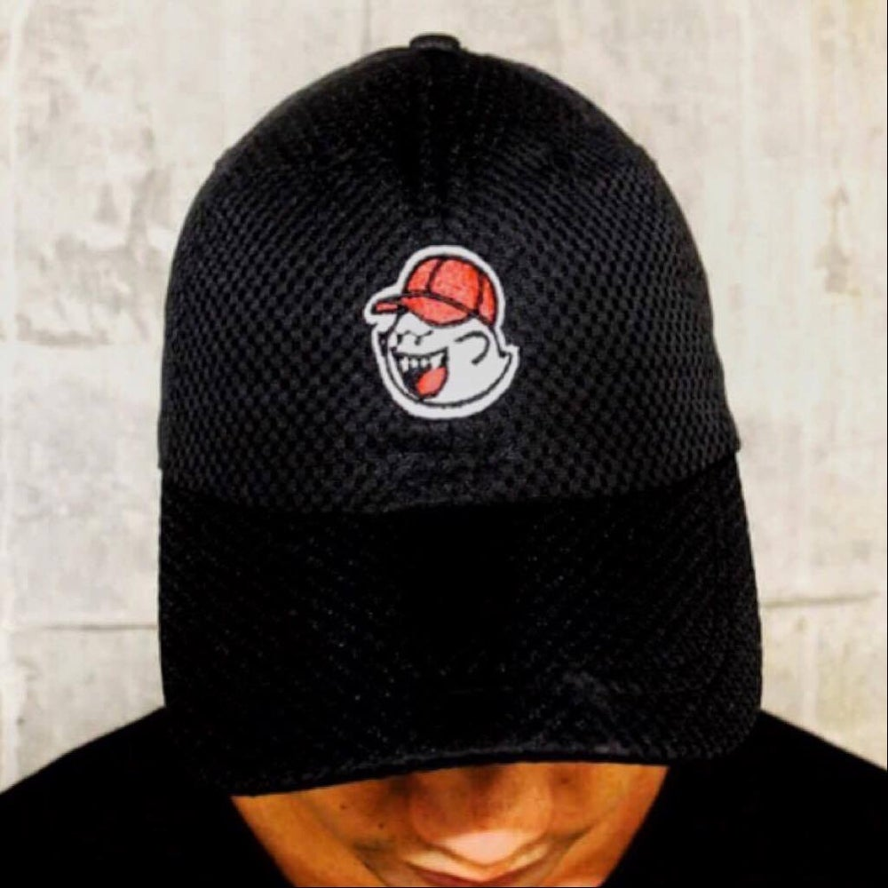 Image of Ghost Cap - BLK
