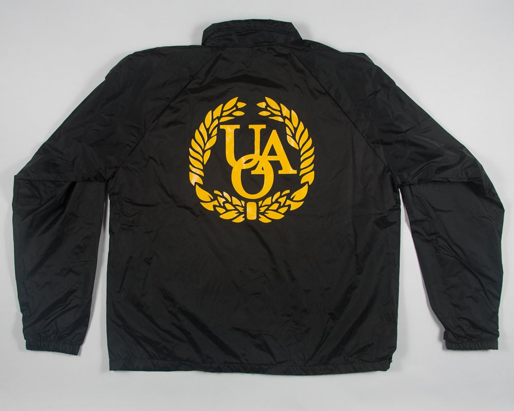 Image of Us Against One Clothing UAO Special Logo Coaches Jacket - Livery Collection #1
