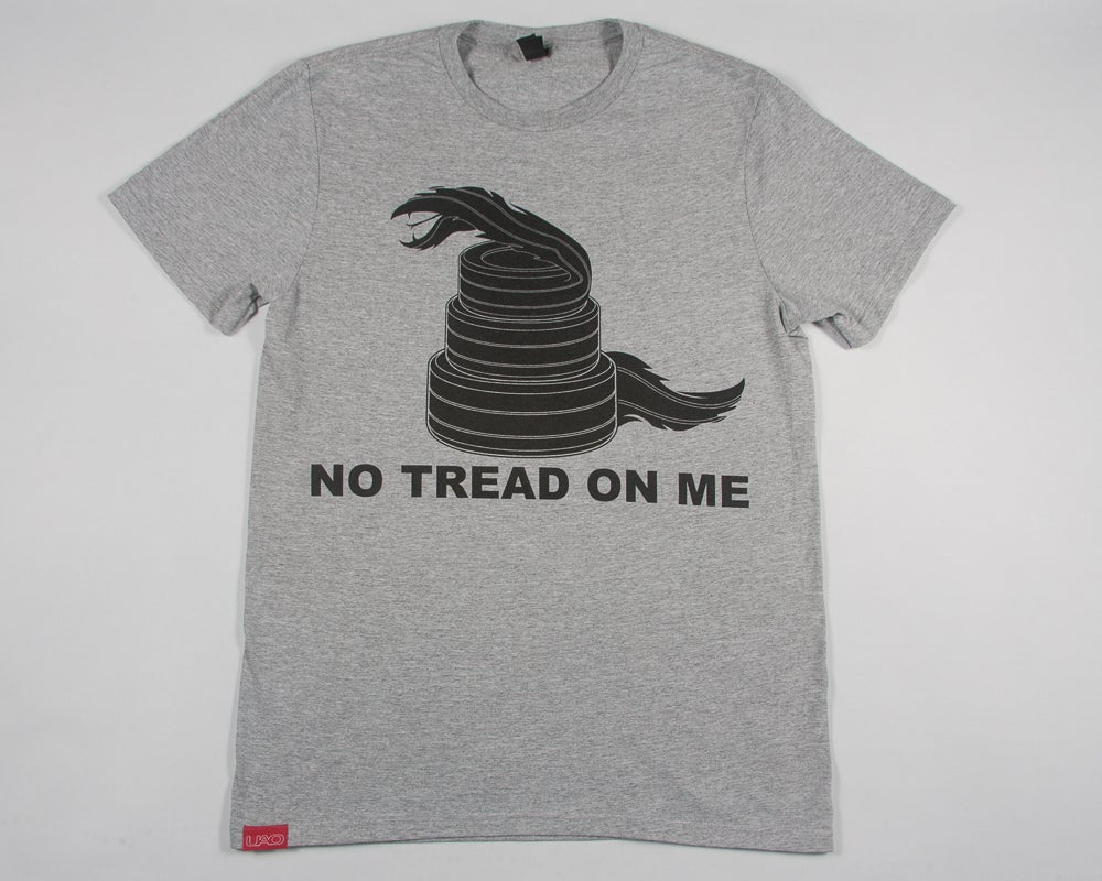 Image of Us Against One Clothing UAO No Tread On Me T Shirt