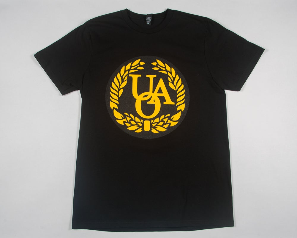 Image of Us Against One Clothing UAO Special Logo T Shirt - Livery Collection #1