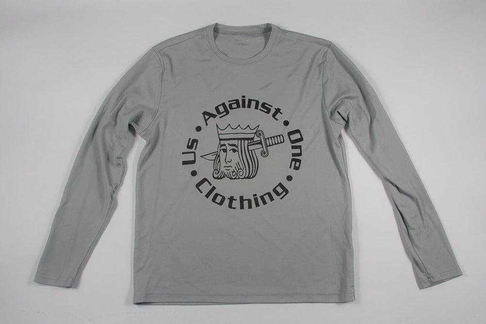 Image of UAO Suicide King Long Sleeve Base Layer Shirt