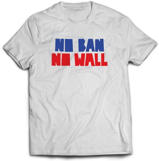 Image of No Ban - No Wall