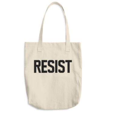 Image of special: RESIST totebag