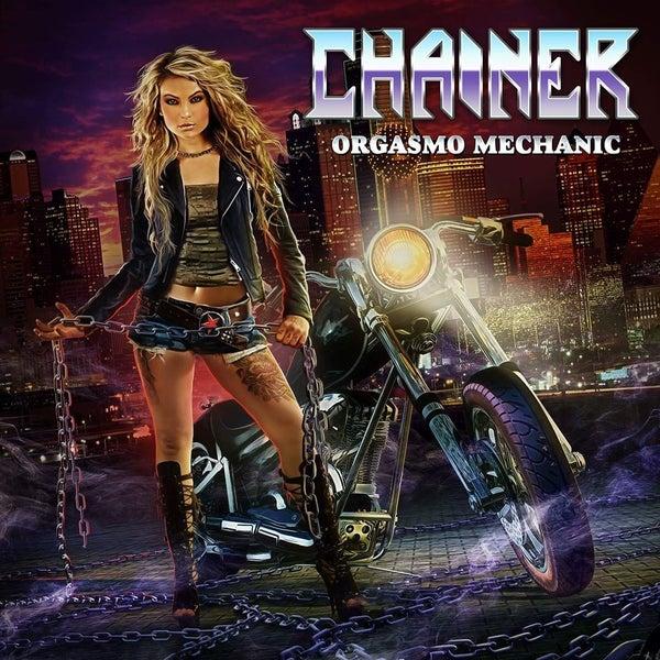 Image of ORGASMO MECHANIC (album 2015)