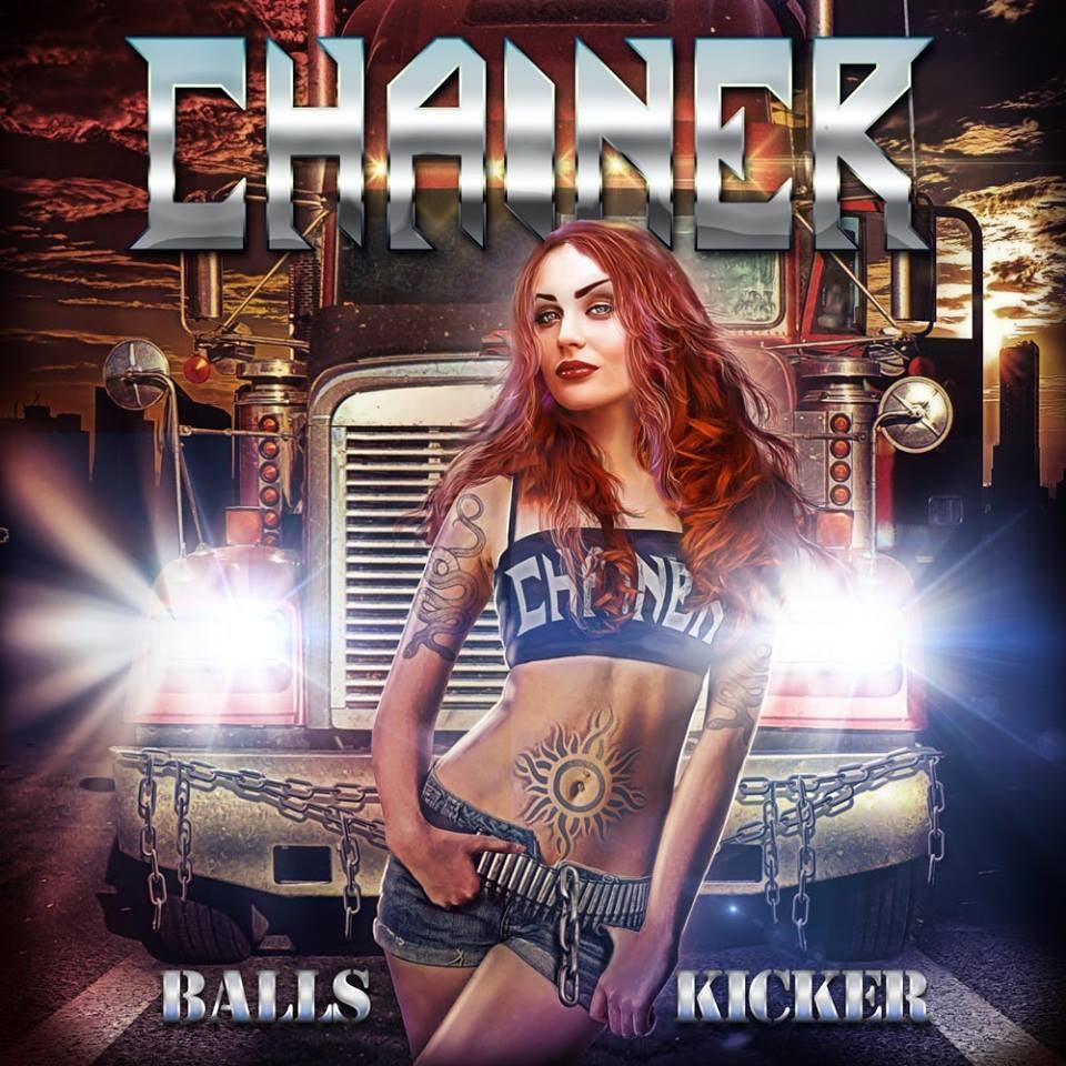 Image of BALLS' KICKER (album 2017)