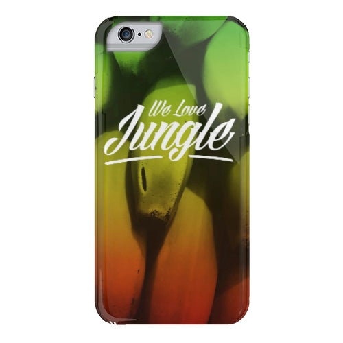 Image of We Love Jungle Phone Case - Bananas