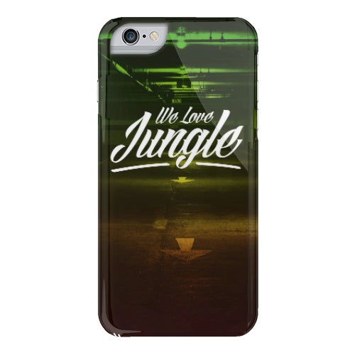 Image of We Love Jungle Phone Case - Carpark