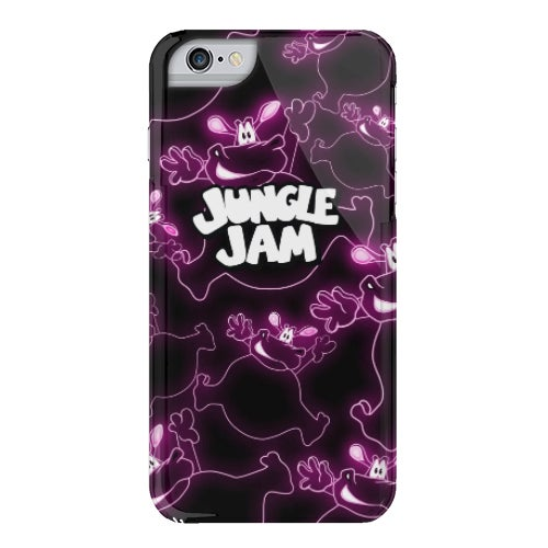 Image of Jungle Jam Phone Case - Version 1