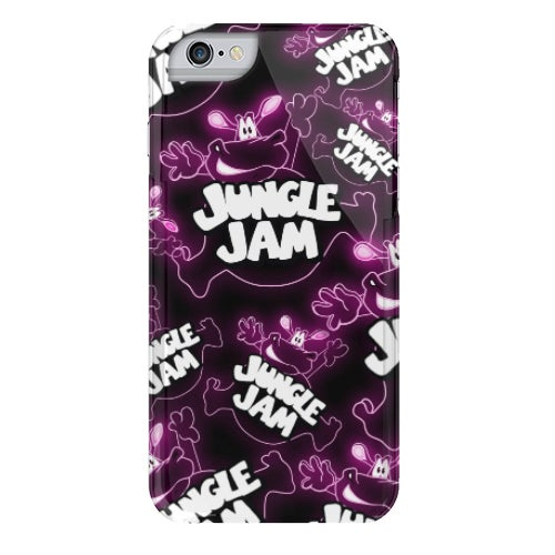 Image of Jungle Jam Phone Case - Version 2