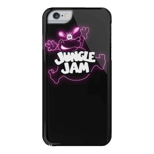 Image of Jungle Jam Phone Case - Version 3