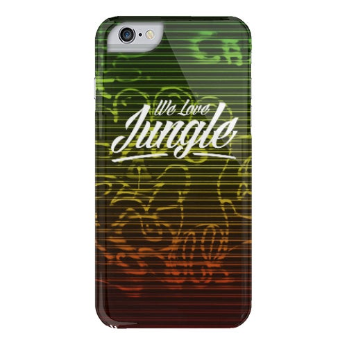 Image of We Love Jungle Phone Case - Shutter