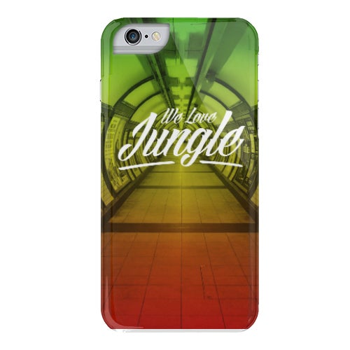 Image of We Love Jungle Phone Case - Underground