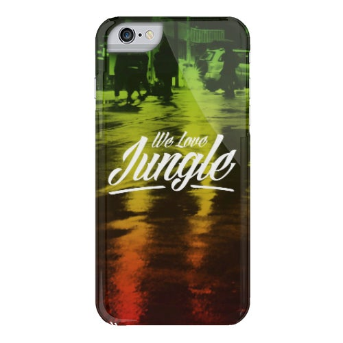Image of We Love Jungle Phone Case - Urban