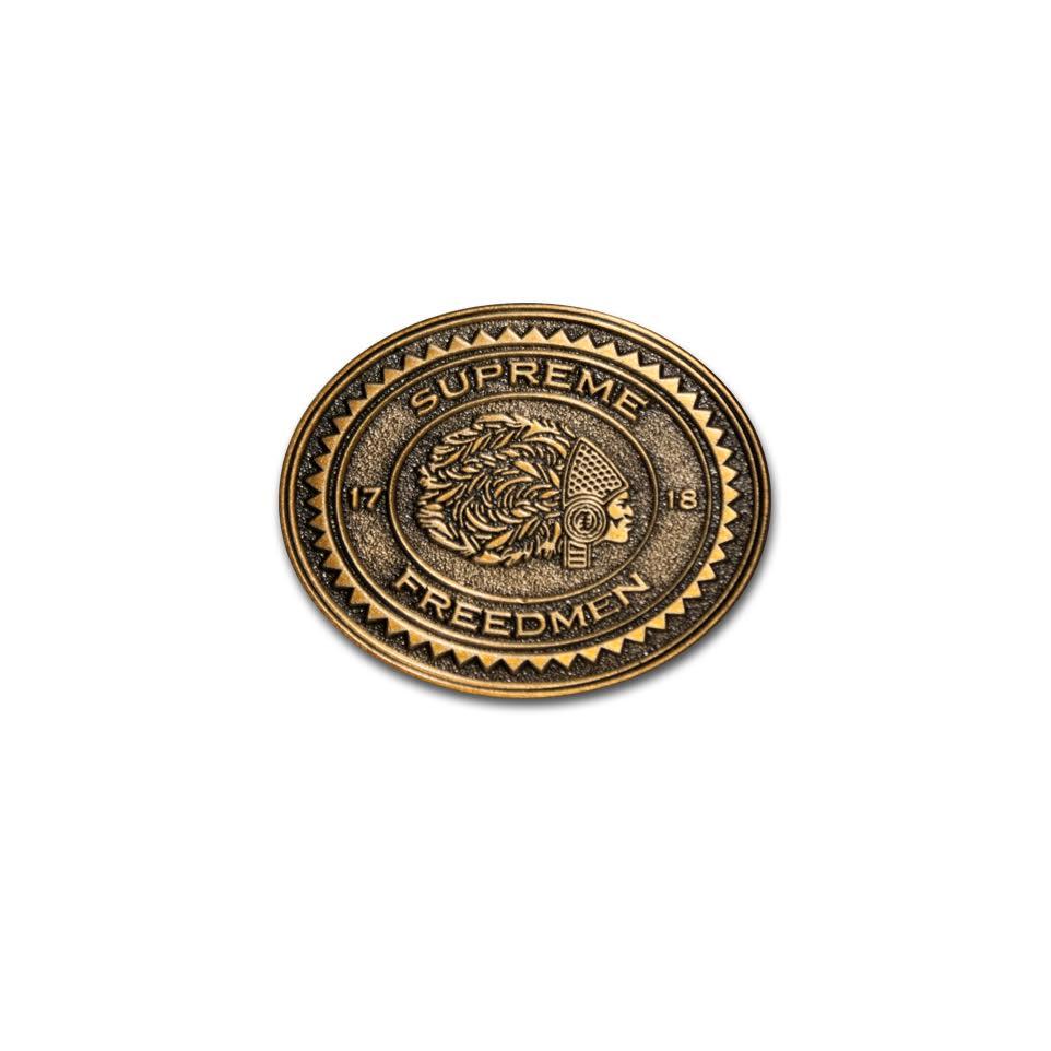 Image of Supreme Freedmen Pin