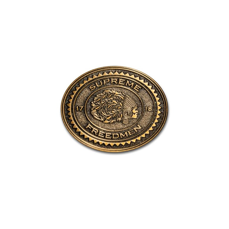Image of Supreme Freedmen Pin