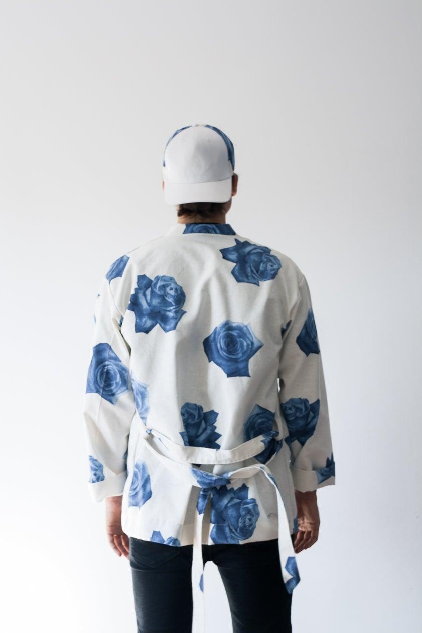 Image of The Rōzu ceremony Kimono