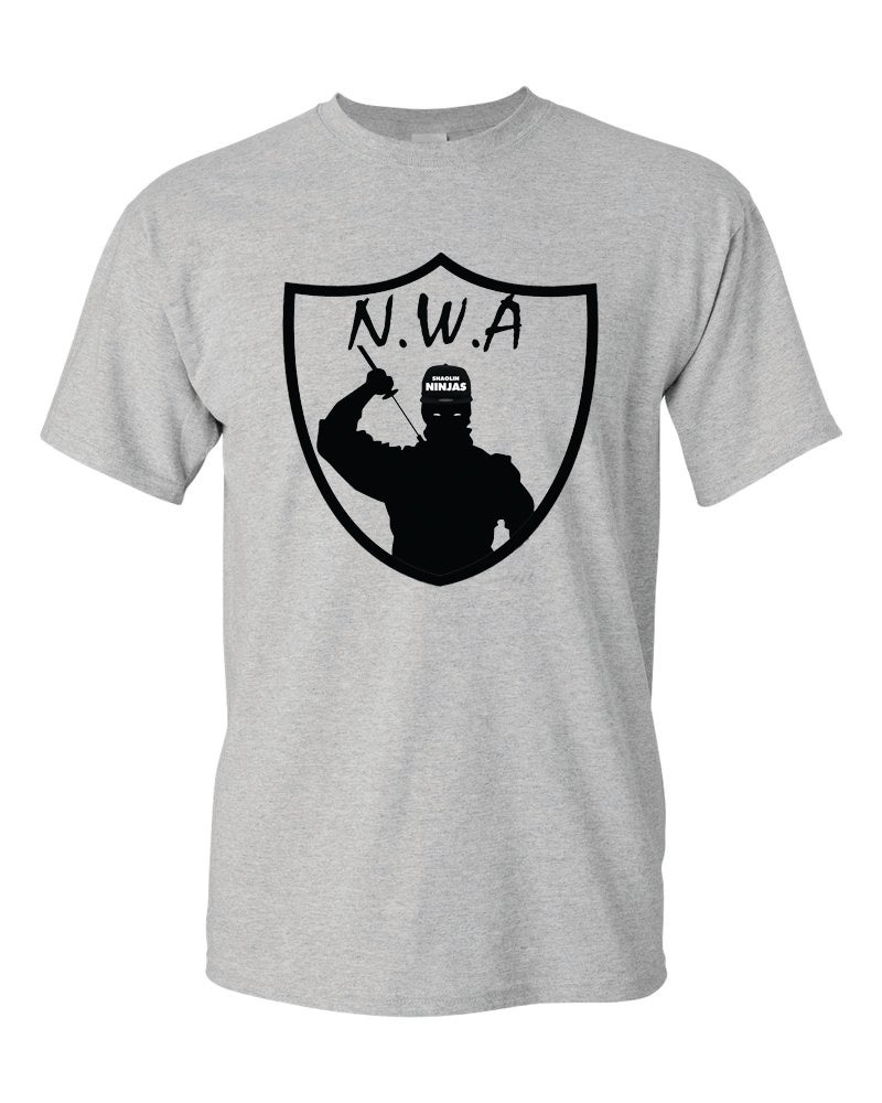 "Image of ""N.W.A""- Grey"