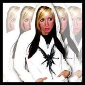 Image of Our Angel of Perpetual Catharsis Girl's Zip Hoodie