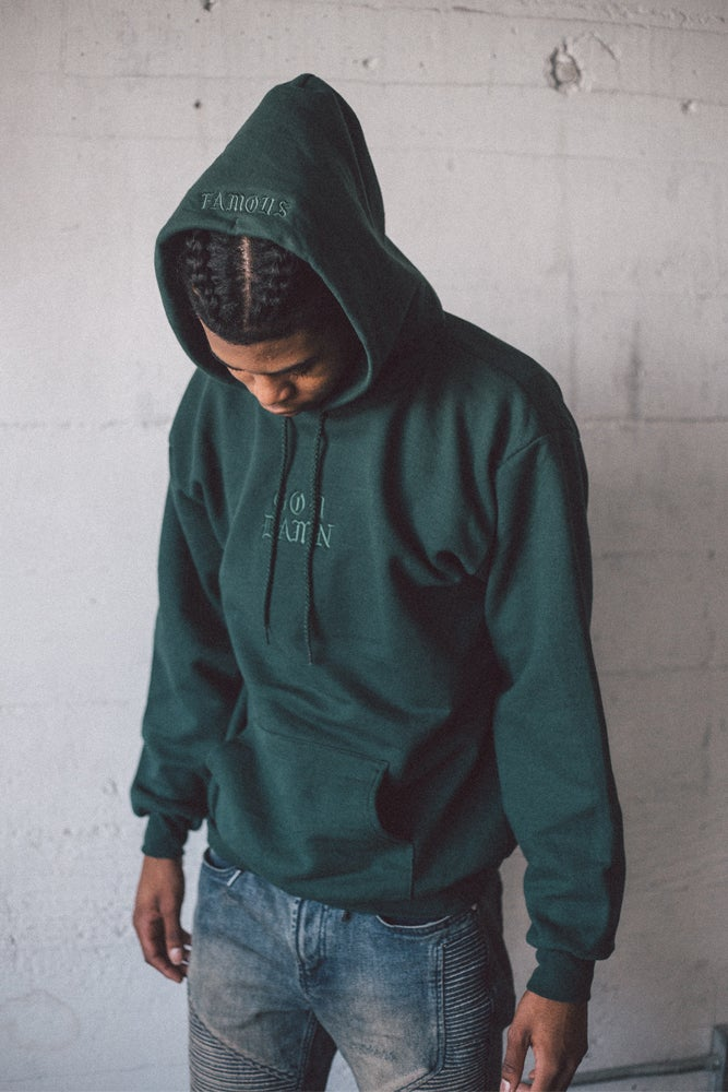 Image of God Damn Hoodies