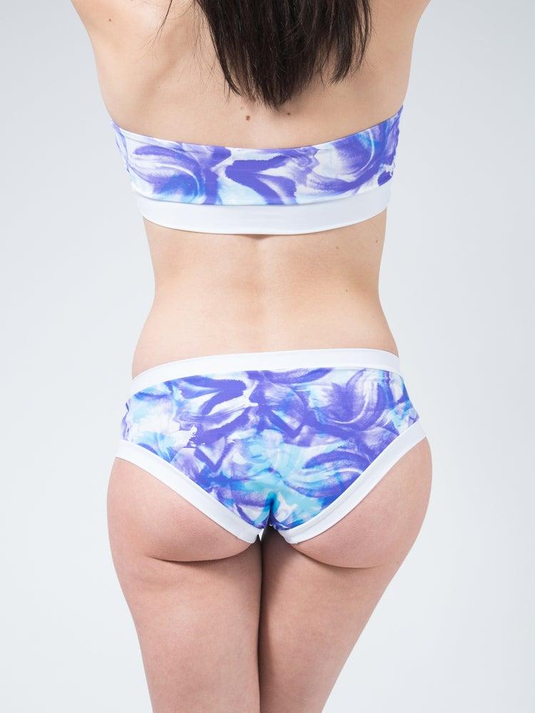Image of Watercolour Jade Shorts