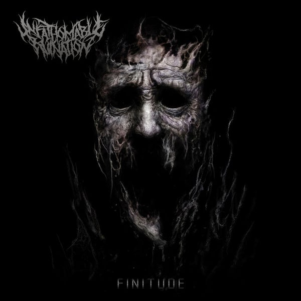 Image of UNFATHOMABLE RUINATION - Finitude Slipcase-CD