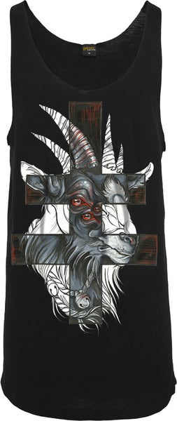 Image of GOAT LOOSE TANK-TOP